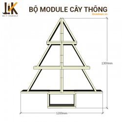 Bộ module cây thông
