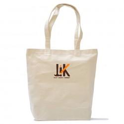 Large eco canvas bag